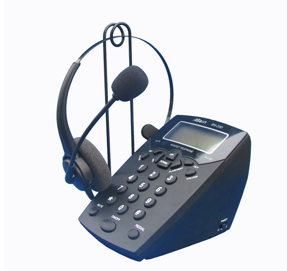 Beien/贝恩 BN-200 话务盒 呼叫中心电话 来电显示 坐席电话