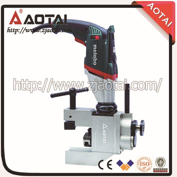 外夹式管道坡口机|进口电机管子倒角机|不锈钢磨口机|坡口机