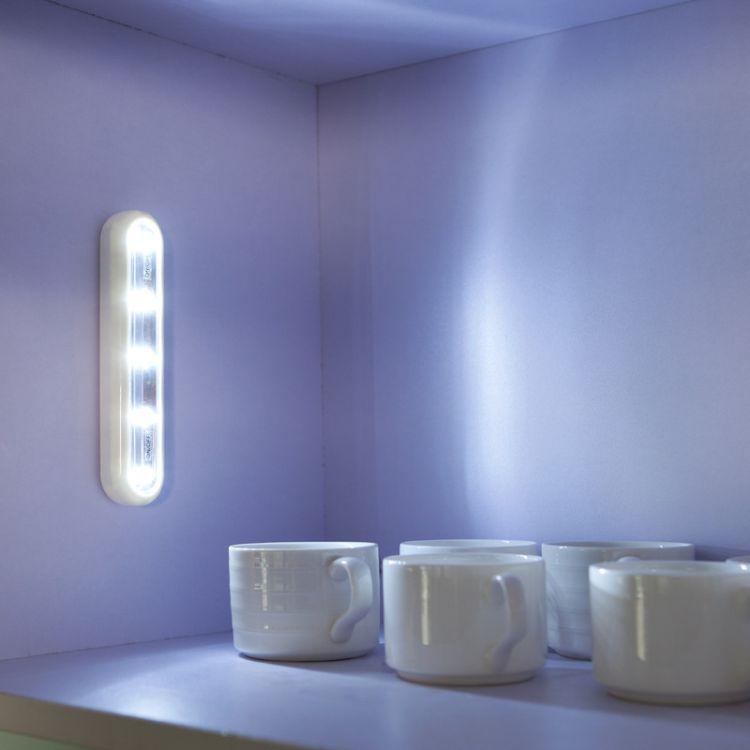 梵特专利正品 LED随心粘橱柜灯 随心粘不用布线 超亮 安全省电
