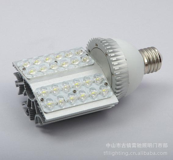 供应 LED路灯 40w大功率玉米灯led E40庭院小路灯套件 厂家直销