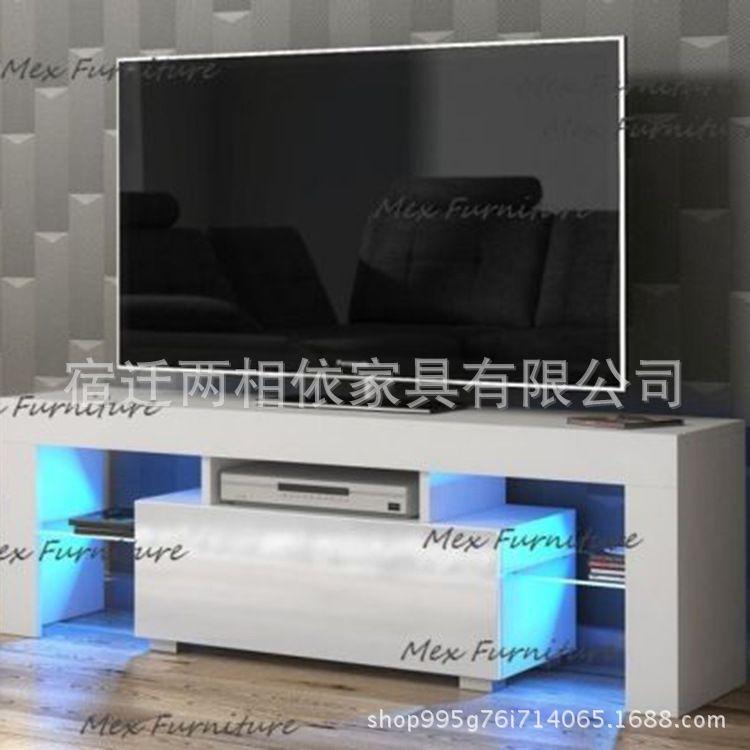 厂家直销北欧茶几电视柜客厅家具电视柜高密度纤维板创意时尚