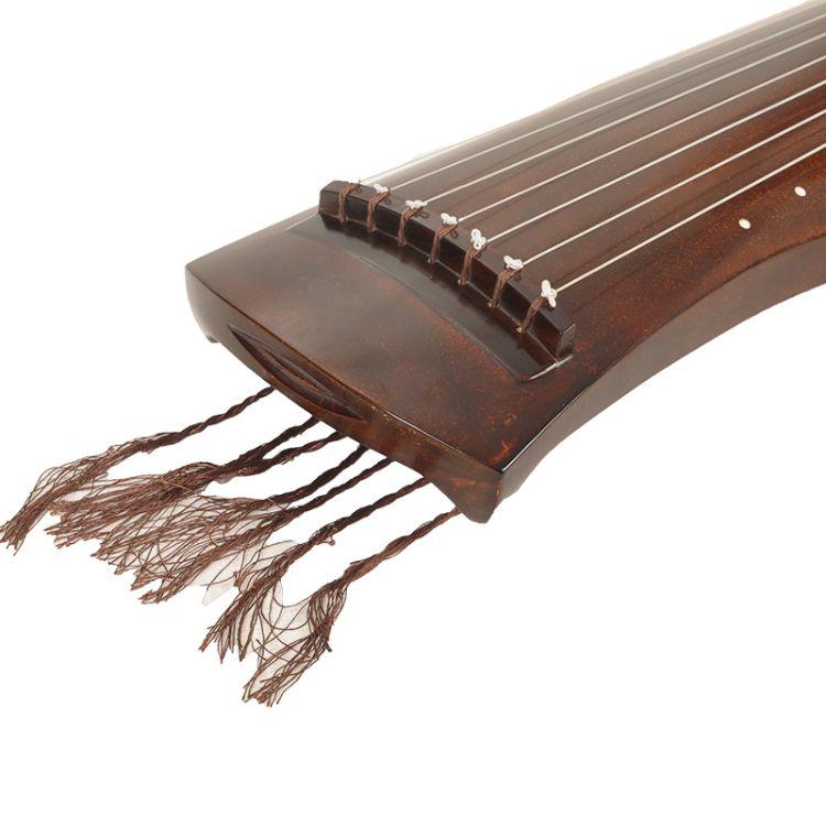 现货出售 黄河风杉木伏羲古琴 教学古琴特价批发多种规格批发