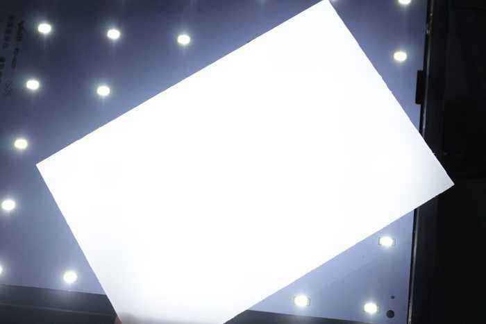 乳白PC扩散板 匀光板LED面板灯专用1.5mm双面光面 司允厂家批发