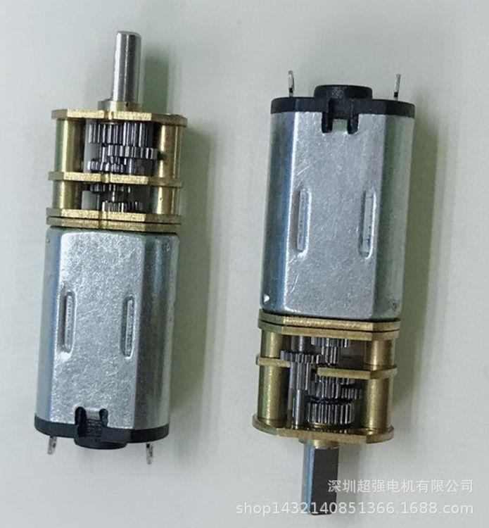 M10数码产品电机/10GA模型玩具减速电机/8*10智能指纹锁减速电机