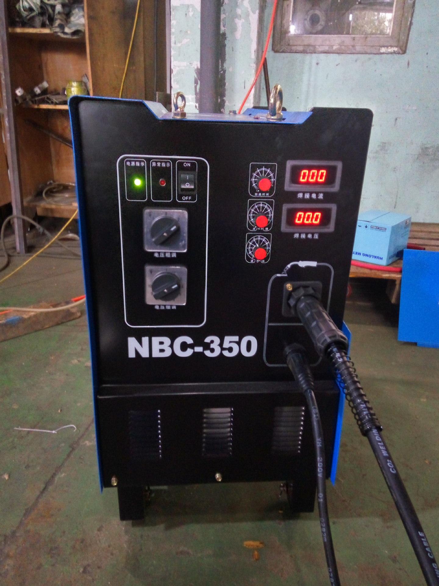 NBC-350一体式抽头式CO2保护焊机