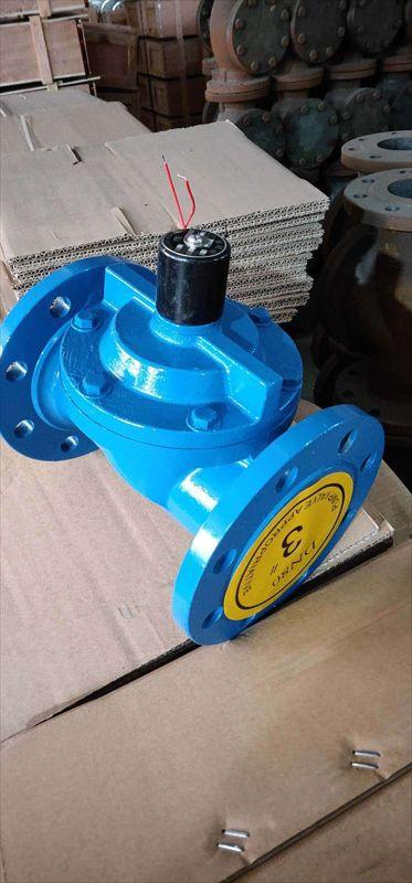 厂家供应 ZCS电磁阀 铸钢电磁阀 过水专用电磁阀