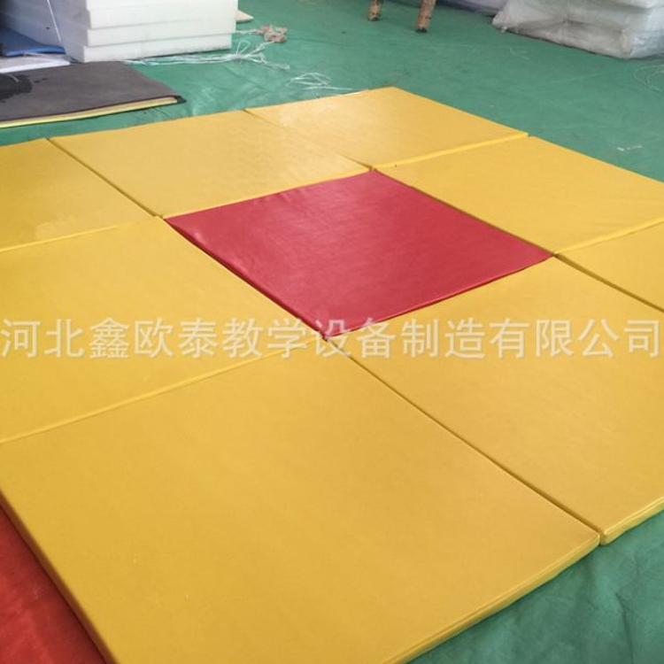 幼儿园小地垫 体操垫早教中心运动体操用垫 亲子小地垫