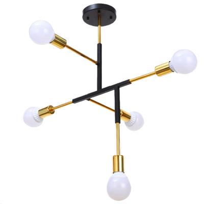 辽宁软装公司 后现代创意客厅吊灯 个性吧台简约灯具设计师枝型餐厅吊灯厂家