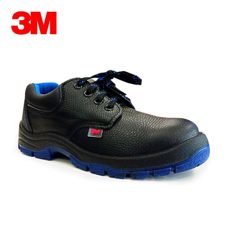 3M 3011防静电劳保鞋 ECO3011经济型劳保鞋 透气防滑耐酸碱