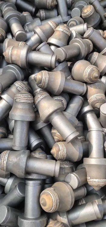 供应堆焊焊丝:煤截齿气保护堆焊药芯焊丝SHQ605 HRC58~62
