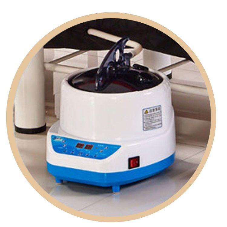 厂家批发 熏蒸机2升4升大容量桑拿蒸汽机 足浴桑拿汗蒸熏蒸锅