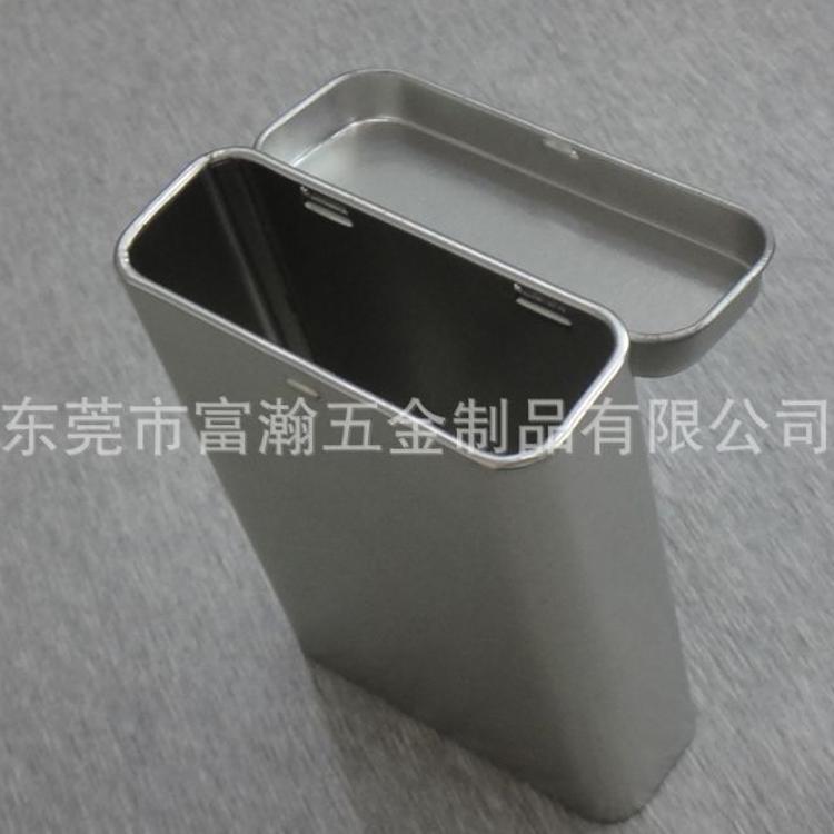 厂家供应热销新款扣底装烟铁盒(20支装,L65xW25xH90mm)