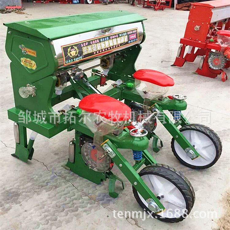 拓尔机械玉米免耕精播机 2016新款优质玉米大豆播种机批发