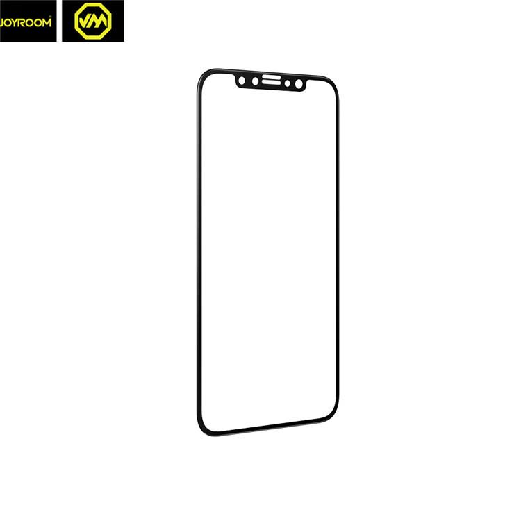 JOYROOM/机乐堂 适用于iphone x 3D曲面钢化膜高透抗蓝光防偷窥