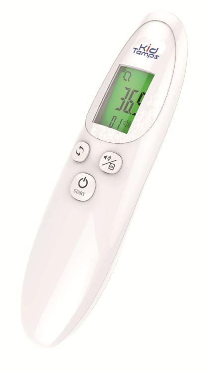 FDA CE 紅外線體溫計兒童額溫槍 電子體溫計外貿額溫槍廠價促銷