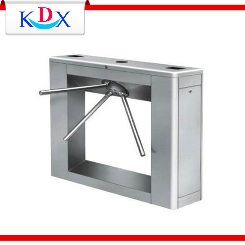 KDX 自动直角三辊闸 电动考勤三辊闸