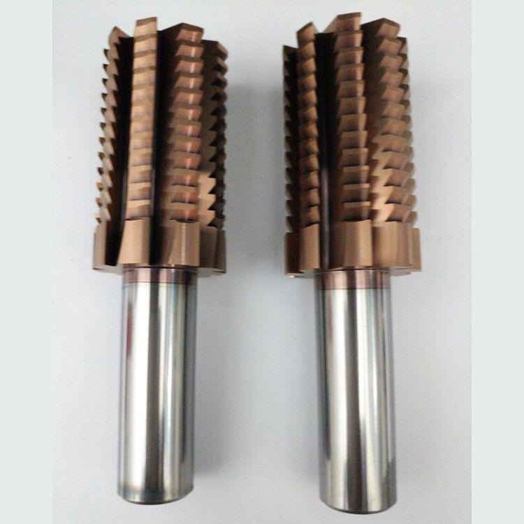 滚齿刀大径留磨滚刀 供应全系列插齿刀拉刀国标企标以及非标定制