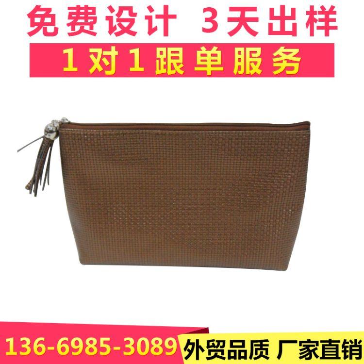 专业生产化妆袋 PU 时尚 便携式化妆包定做厂家