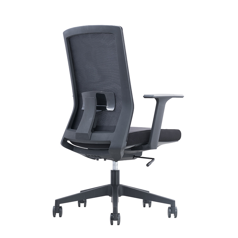 广州工厂办公家具定制企业公司员工办公电脑桌椅 简约电脑椅旋转
