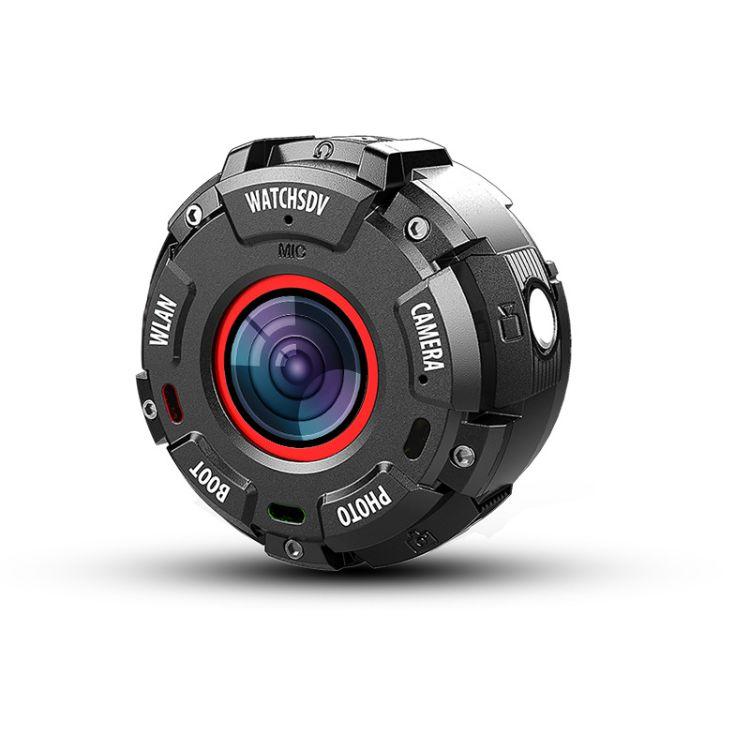 户外极限航拍冲浪攀岩跳伞运动相机极限运动DV航拍潜水摄像机wifi