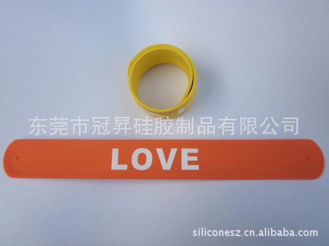生产厂家户外驱蚊啪啪圈生态硅胶驱蚊手表