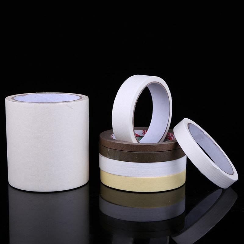 美纹纸胶带 汽车喷漆遮蔽胶带 宏迪 自产自销 耐高温 质量保证