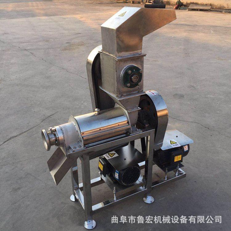 大型螺旋挤压果蔬西瓜葡萄苹果橙子柠檬榨汁机小型工业螺旋榨汁机