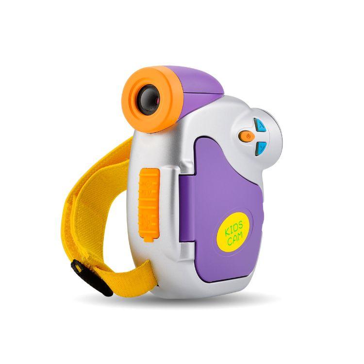 GM07儿童手持便携玩具DV卡通迷你礼物自拍兴趣培养相机130万像素