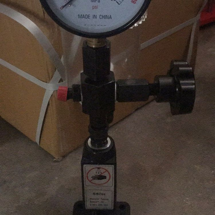 S60H油嘴校验器价格 厂家出售S60H油嘴校验器 高精密油嘴校验器