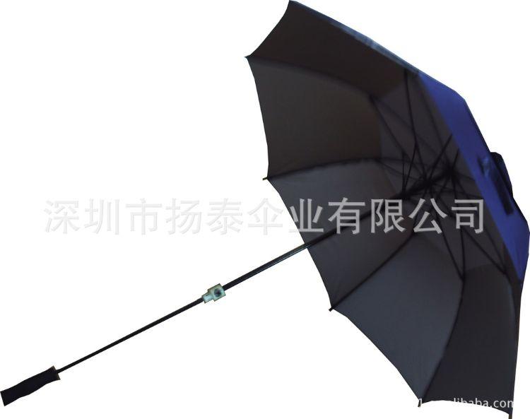 供应批发定做钓鱼伞、高尔夫钓鱼伞、长杆伞、加长杆高尔夫伞