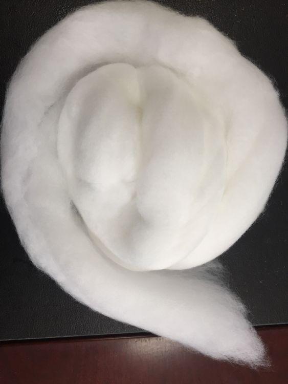 现货供应特种纺织原料  舒弹丝条 特级 规格3D*88 自梳条