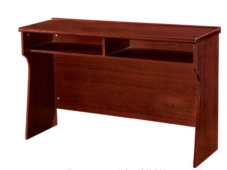 贴纸条形桌会议桌主席台办公家具酒店家具会议室多媒体语音室条桌