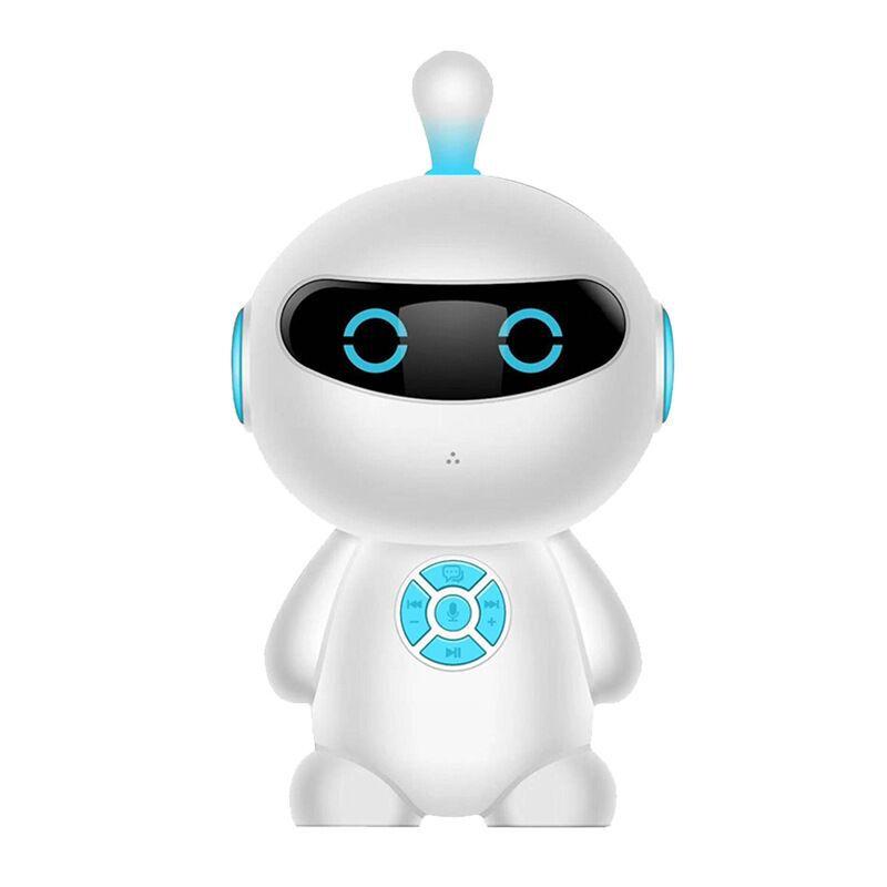 源头厂家 超级宝宝智能对话聊天早教机器人高科技玩具故事学习机