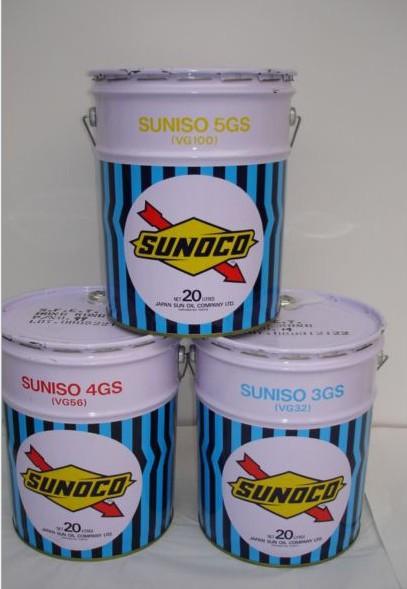 批发供应太阳3GS/4GS/5GS冷冻机油 SUNISO冷冻油20L