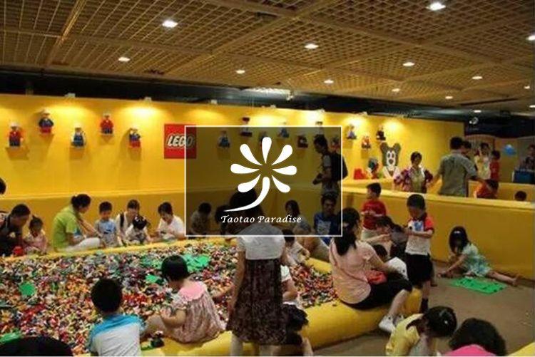 广东厂家直销淘气堡设备 乐高积木池 拼装池 免费设计安装加盟