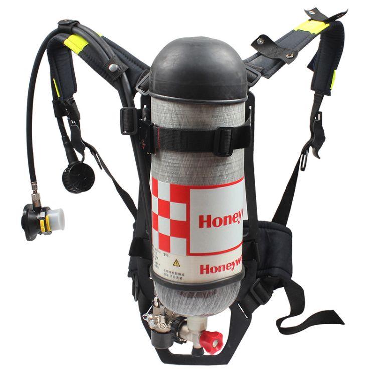 霍尼韦尔C900 SCBA123K自助式压缩空气呼吸器6.8L气瓶带表