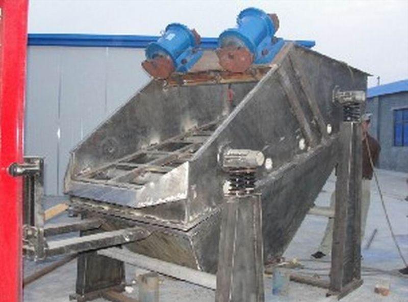 新乡厂家直销ZSG型矿用重型振动筛 矿用振动筛分机