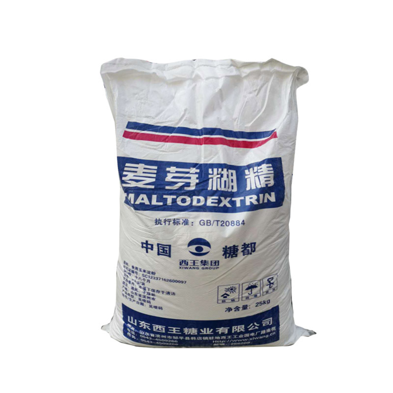 鑫旺源厂家供应麦芽糊精 食品级西王 糊精