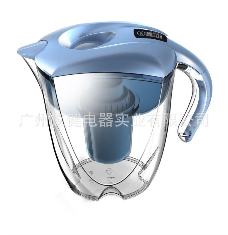 健康礼品报价 厂家直销 仪健滤  碱性净水壶 3.5L 家用过滤水壶