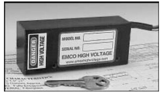 空心阴极灯EMCO高压电源解决方案