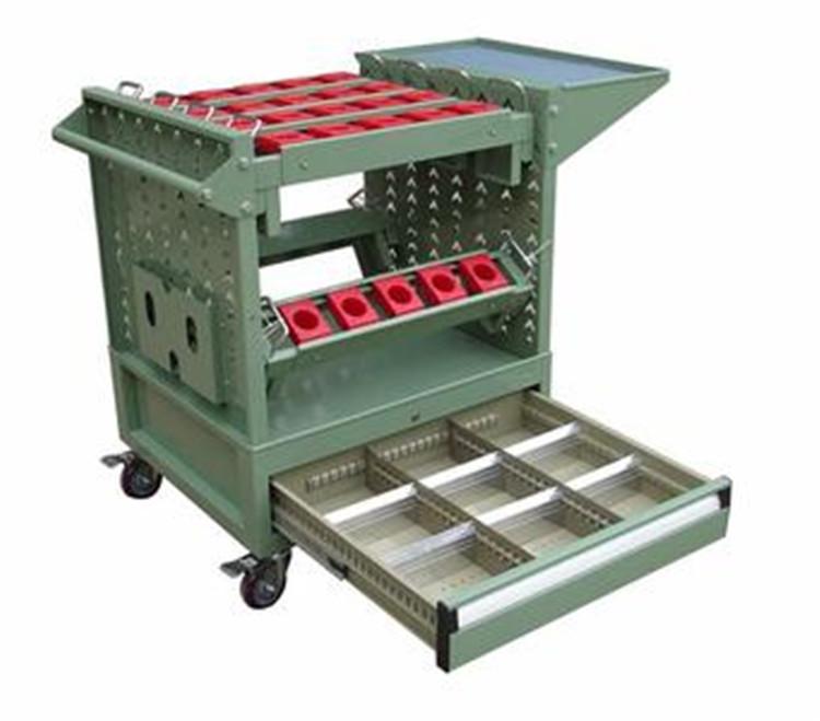供应东莞刀具车数控刀具车BT30刀具车加工中心刀具存储设备