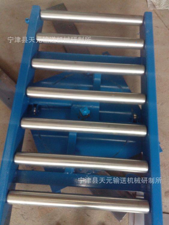 厂家直销动力滚筒包装输送线 辊轴输送机