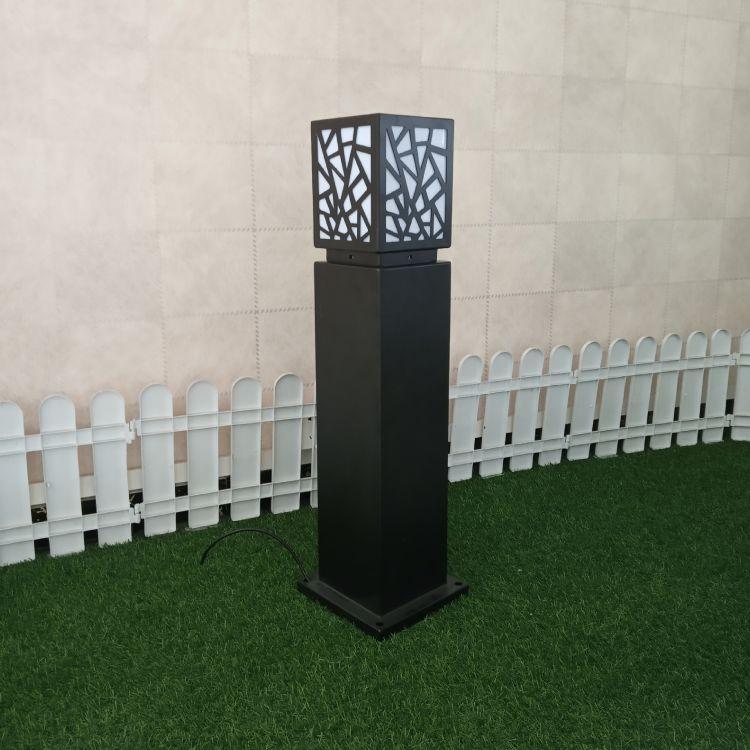 至欧照明 LED草坪灯 方形草坪灯 防水庭院灯