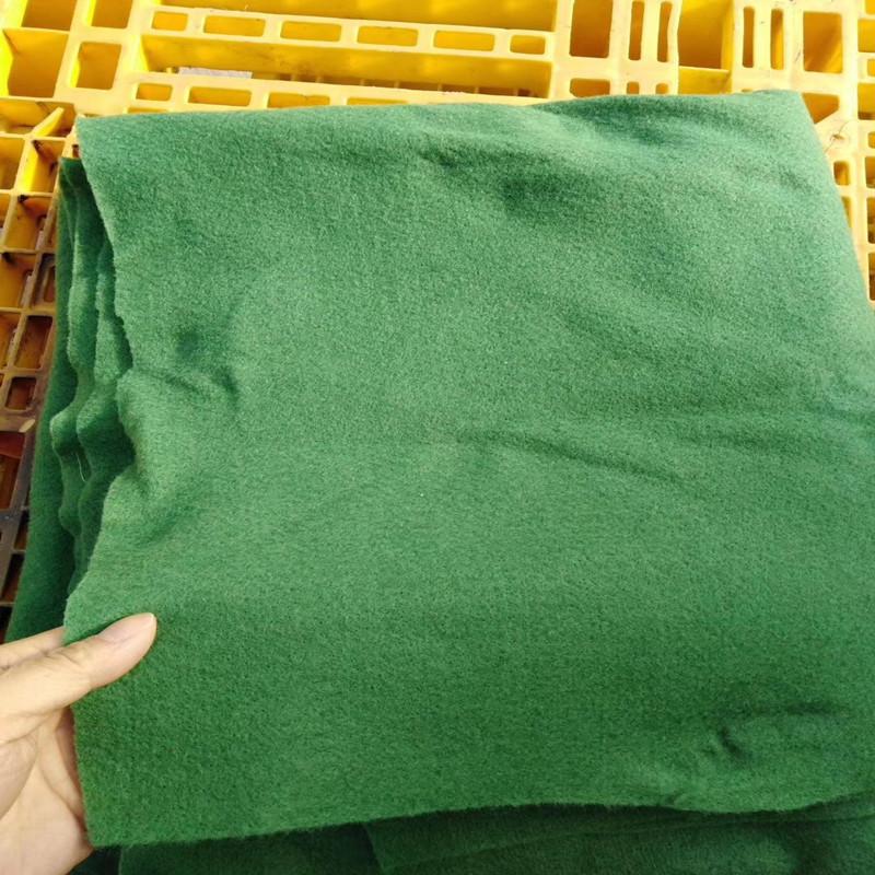 博一销售护坡专用针刺无纺布复合防尘涤纶无纺土工布价格
