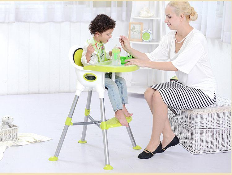 多功能儿童餐椅可拆卸便携宝宝餐桌椅小孩吃饭座椅婴儿餐椅宝宝椅