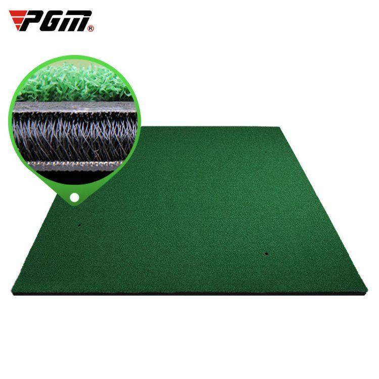 东莞 高尔夫打击垫 PGM DJD023工厂直销 3D弹簧+防滑底 1.5*1.5 练习场/个人