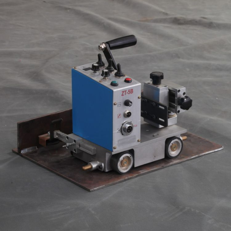 上海正特ZT-5B断续连续角焊小车 焊接小车自动气保焊厂家直销