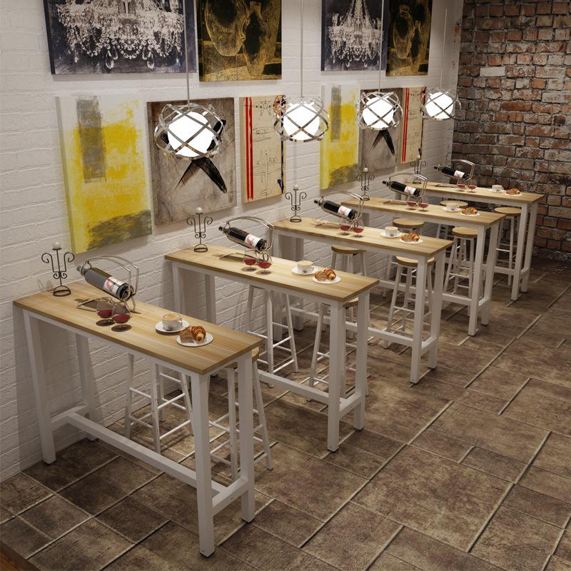 创意吧台带凳子 家居实用客厅实用小咖啡吧台高脚桌椅厂家直销