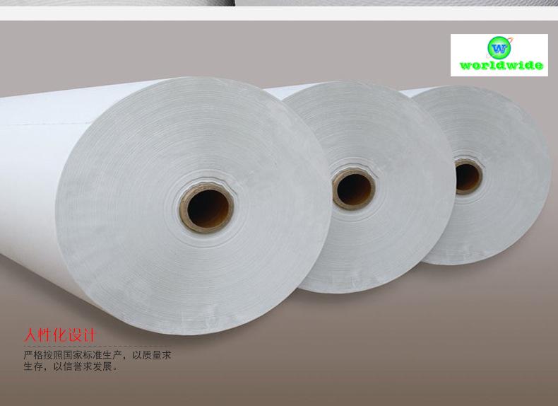 江西环宇 阻燃聚酯长纤无纺布滤布 阻止燃烧 提高过滤精度