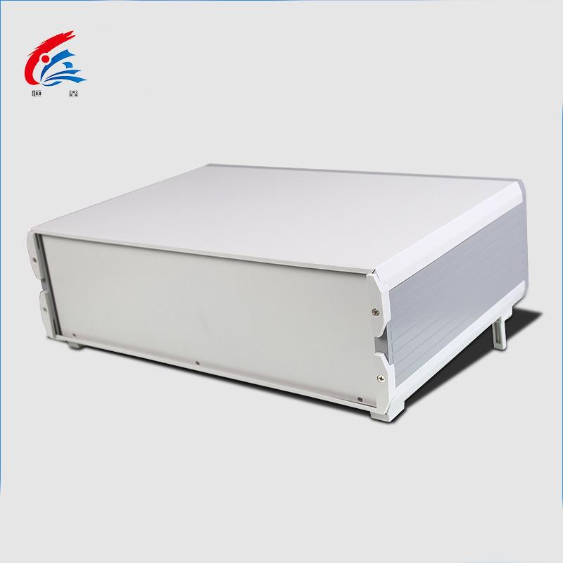 恒鑫D系列铝合金仪表机箱电控箱医疗设备外壳铝型材机箱壳体加工
